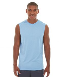 Rocco Gym Tank-XS-Blue