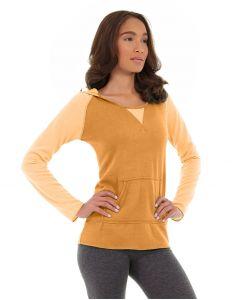 Miko Pullover Hoodie-XL-Orange