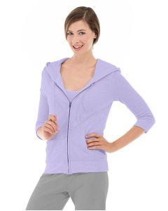Selene Yoga Hoodie-XS-Purple